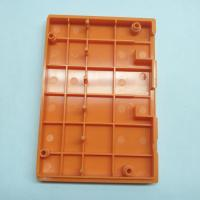 Buy cheap Orange Custom Plastic Injection Molding Service ABS PP Smooth Custom Plastic Parts from wholesalers