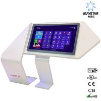 Buy cheap 1080P Interactive Digital Signage Kiosk Touch Screen Android / Windows Operating System from wholesalers