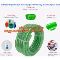 Buy cheap Flexible explain pvc plastic pipe In Industry plastic pipe 2 inch from wholesalers