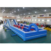 Buy cheap Commercial Grade Inflatable Obstacle Courses For Amusement Sports Games from wholesalers
