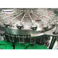 Buy cheap Automatic PET Bottle  Fruit Juice Filling Machine Electric Driven Type from wholesalers