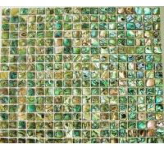 Buy cheap Zealand Abalone Paua Shell Mosaic Vsm8005, Shell Mosaic, Seashell Mosaic from wholesalers