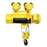 Buy cheap Lifting Construction Electric Wire Rope Hoists from wholesalers