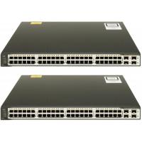 Buy cheap 100Mbps Fast Network Switch Layer 3 Core Switch WS-C3750V2-48TS-E from wholesalers