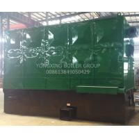 Buy cheap 1900kw Thermal Oil Boiler Wood Fired Biomass HotOilBoiler For Synthetic Fiber Industry from wholesalers