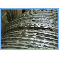 Buy cheap Security Protected Concertina Razor Wire Fence Bto-22 With Clips from wholesalers