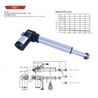 Buy cheap medical bed linear actuator from wholesalers