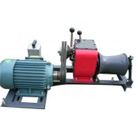 Buy cheap 1 Ton Cable Winch Puller Machine With 220 or 380 Volt Electric Engine from wholesalers