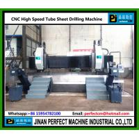 Wholesale CNC High Speed Tube Sheet Drilling Machine (Model PHD4040-2) from china suppliers