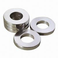 Buy cheap Sintered NdFeB magnets used for motors, electric automobile, toy, luggage, electronic sounds from wholesalers