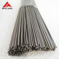 Buy cheap Gr.5 Titanium Alloy Wire , Grade 5 Titanium Welding Wire Polished Surface from wholesalers
