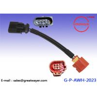 Buy cheap 4 Pin Conector Car Wire Harness , OEM Loom Cable Assemblies for Engine from wholesalers