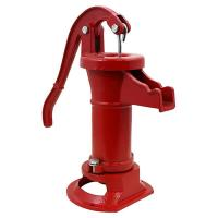 Buy cheap Eco Friendly Cast Iron Pitcher Pump Hand Old Fashioned Water Pump Transparent from wholesalers