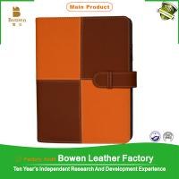 China BWB-25-B custom a5 notebook/soft leather cover metal clip on sale