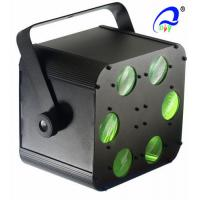 China DJ Special Effects Lights 30 Watt RGB Six Eyes LED Disco Light With Bubble Effect on sale