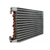 Buy cheap Home / Hotel Refrigerator Evaporator , Refrigeration Aluminum Fin Coil Evaporator from wholesalers