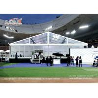 Buy cheap Liri Elegant Aluminum Frame Sports Events 15m Clear  Double Deck Tents from wholesalers