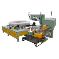 Buy cheap High Speed Steel Wire Coil Packing Machine Stable Performance With Labeling Function from wholesalers