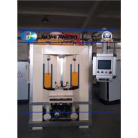 Buy cheap Pneumatic Parts Automatic Sandblasting Machine Touch Screen Operation from wholesalers