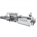 Buy cheap EVA PE PVC TPO  Geomembrane Waterproof Sheet Extrusion Machine from wholesalers
