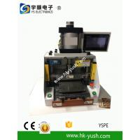 Buy cheap Intelligent Punching Machine Automatic PCB Punching Machine For Depaneling PCB / FPC / LED from wholesalers