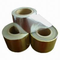 Wholesale 2012 Hot Sale Wax/Glue Laminated Aluminum Foils with Paper from china suppliers