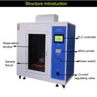 Buy cheap Glow Wire Fire Hazard Test Chamber For Electronics Products , Appliances etc. from wholesalers