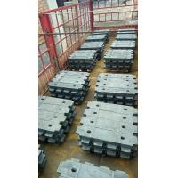 Buy cheap Oil Rig Platforms Explosion-proof Kone Elevators Parts Grey Iron Filler Balance Block 31LB from wholesalers