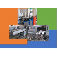 Buy cheap Reinforced Steel Wire 650kgh Hydraulic Hose Machine from wholesalers