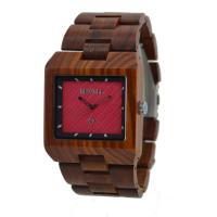 ZS-16A Vogue Dial Wooden Wrist Watch With Japanese Battery , CE ROHS Approved Manufactures