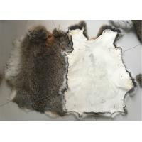 Buy cheap Eco Friendly Tanned Rex Rabbit Skin 1.5-3 Cm Fur Length For Home Textile / Pillows from wholesalers