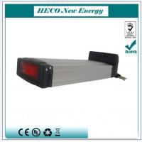 Buy cheap Carrier type 36V 10ah lifepo4 batteries for e-bike from wholesalers