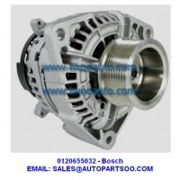 Buy cheap 0120655032 - Bosch Alternator 24V 80A (Pulley 8S) 0 120 655 032 from wholesalers