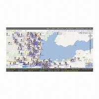 Buy cheap Web-based tracking software for fleet management from wholesalers