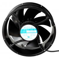 Buy cheap Metal 2000 Brushless DC Axial Cooling Fan External Rotor Motor 254 48V PWM Plastic from wholesalers
