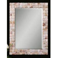 Buy cheap Shell Mosaic Mirror from wholesalers