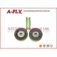 Buy cheap FAA456X1 Elevator & Escalator Roller Door Hanger Roller For Otis Elevator Lift Diameter 56MM from wholesalers