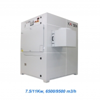 Buy cheap 90m2 Filtering Dust Collector Plasma Fume Extractor from wholesalers