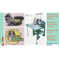 Wholesale Multi-purpose single head 12 needles sample embroidery machine from china suppliers