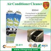 China Spray Ac Cleaning Spray , Air Conditioner Cleaner Car Care Products ISO TUV on sale