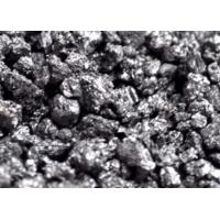 Buy cheap Low Sulphur Calcined Petroleum Coke , CPC Coke For Mechanical Industry from wholesalers
