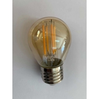 Buy cheap 470lm Anti Corrosion Decorative LED Bulbs With Nickel Base 2200K / 2700K from wholesalers