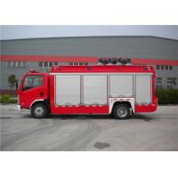 Wholesale Operating Warning Light Fire And Rescue Trucks Max Speed 95km/H With Air Compressor from china suppliers