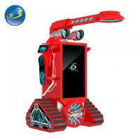 Buy cheap Help Service Virtual Reality Game Machine / VR Redemption Game Machine from wholesalers
