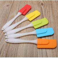 Wholesale Sandy Surface Handle Silicone Cooking Utensils Small Size Lightweight from china suppliers