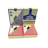 Buy cheap Personalized Jumbo Index Playing Cards Full colors PSD Design from wholesalers