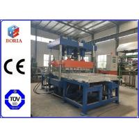 Wholesale 1200 X 1200mm Hot Plate Size Rubber Vulcanizing Press Machine Frame Type With 2 Working Layer from china suppliers