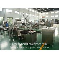 Bottle Powder Milk Auger Filling And Capping Machine Fully Automatic Grade Manufactures