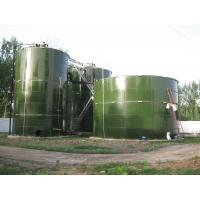 Customized Anaerobic Digestion Tank With Low Maintenance Cost / Convenient Installation Manufactures