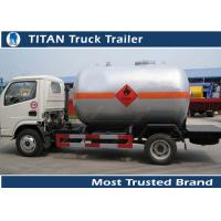 Wholesale LPG Mobile Gas Filling Tanker Trailer , Customized Truck Trailer from china suppliers